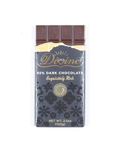 exquisitely rich dark chocolate grown by fair trade farmers in Ghana {The Little Market}