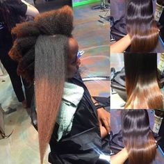 Her hair shrinkage is real, wow! What beautiful long voluminous healthy natural hair👏🏼👏🏼❤️❤️❤️😘😘👍🏼👌🏼 Long Natural Hair, Pelo Natural, Natural Hair Journey, Long Curly, My Hairstyle, Afro Hairstyles, Hair Updo, Black Hairstyles, Wedding Hairstyles