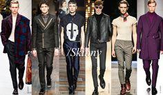 FW 2014 ~ SKINY Fashion Week 2015, Mens Fashion Week, Fall Fashion Trends, Autumn Fashion, Men's Fashion, Paris Fashion, Fashion Forecasting, Winter 2014 2015, New Paris