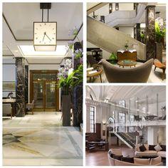 Hotel Interior Inspiration - Town Hall Hotel- London