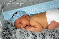 Crochet Crown Photo Prop Newborn Child by CrazyCraftHeaven on Etsy