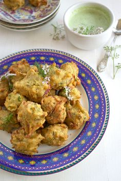 Brussels Sprout Pakoras