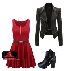 """Night out on the town"" by classyholiday on Polyvore"