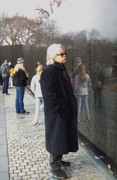 rip from the ipi house artsearch 2015 comes the memorial wall designed by american architect maya lin the vietnam - Who Designed The Vietnam Wall