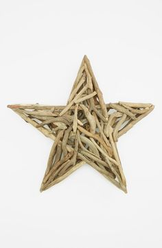 Decorative Driftwood Star | Nordstrom.