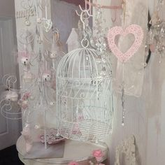 My Shabby Chic Pink Palace=Christmas 2013