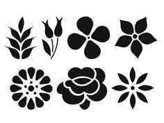 Paper Crafts, Diy Crafts, Illustration, Crafty, Flowers, Templates, Stencils, Tissue Paper Crafts, Paper Craft Work