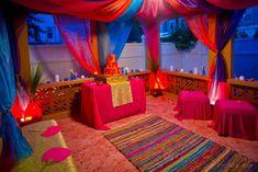 Fiesta árabe - Princesas