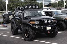Blacked out FJ!!!