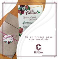 Ideales para bodas con estilo rústico y vintage. Eureka, ¡más diseño, más alegría! Tel. 325 5278 / 314 790 8139 Pereira