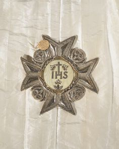 Order of the Seraphim - Mantle star belonged to Maréchal de France Reille. ^ https://de.pinterest.com/thomasghysdael/orders-of-chivalry/