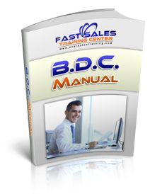 Do you know what is bdc department and what dose it ? if no then get a BDC manuak book online then come on www.ecarsalestraining.com hear you can get best book collection of The BDC Manual.