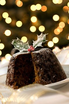 This Mary Berry Christmas Pudding recipe is a timeless classic. Just mix, steam and store it for up to 3 months to let the flavours to develop.