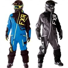 FXR Ranger Instinct Insulated Mens Sled Skiing Snowboard Snowmobile Monosuit
