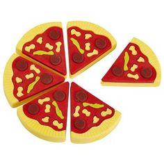 Pizza Eraser - Pizza Silgi Seti