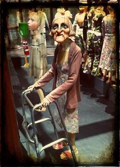 Ronnie Burkett Theatre of Marionettes