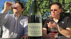 2014 Varner Pinot Noir Los Alamos California Red Wine http://varnerwine.com/ https://www.facebook.com/wineweirdos/