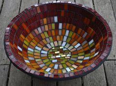 Mosaic Bowl Tutorial
