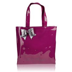 Ted Baker Sparcon Diamonte Glitter Bow Icon Tote #VonMaur ...   I adore this.  OMG I want it!!!
