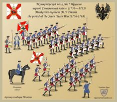 Army Structure, Friedrich Ii, Frederick The Great, Seven Years' War, Mystery Of History, Napoleonic Wars, Prussia, Military History, 18th Century