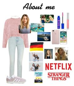 All about me by maylyris on Polyvore featuring polyvore, fashion, style, Boohoo, Gucci, adidas, Lee Renee, Forever 21, BaByliss, Identity and clothing