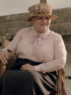 Seaside Holiday - Mrs. Patmore asks if she is upset that Ivy has taken the job