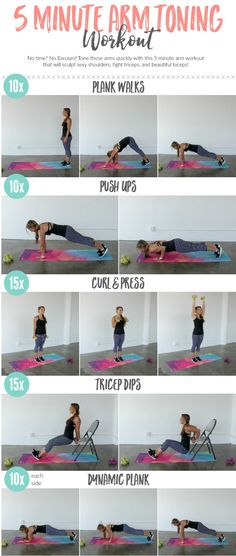 7 Five-Minute Lazy Girl Workouts You Can Do Anywhere (No Equipment Required) - Chasing Foxes