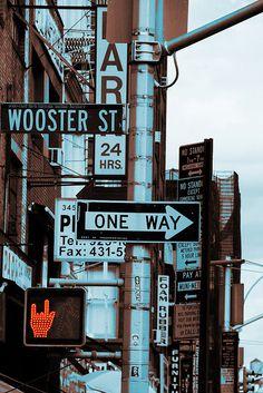 Love Wooster st in Soho! Love Wooster st in Soho! ♥ - Love Wooster st in Soho! ♥ Love Wooster st in Soho! City Aesthetic, Aesthetic Collage, Aesthetic Vintage, Aesthetic Photo, Aesthetic Pictures, Blue Aesthetic, Aesthetic Fashion, Aesthetic Pastel Wallpaper, Retro Wallpaper