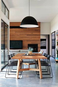 10 ways to style up your timber dining table | Home Beautiful Magazine Australia