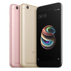 Xiaomi Redmi 5A Edição Global 5.0 Polegadasa 2GB RAM 16GB ROM Snapdragon 425 Quad core 4G Smartphone