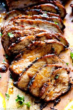 Crazy juicy, tender Grilled Cajun Steak seeping with flavor from the most amazing Cajun steak marinade and Cajun spice rub all complimented by sweet tangy Apricot Orange Glaze that is lick your plate delicious! Incredible alone or makes the most amazing sandwiches and wraps!