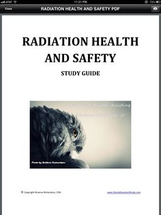 Health & Safety Study Notes