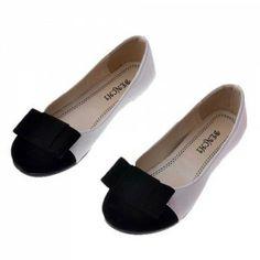 Bowknot Women's FLATS Oxfords Shoes, Sale $9.