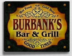 Burbank Family Bar & Grill Stretched Canvas Print ZuWEE http://www.amazon.com/dp/B00L9W2BX2/ref=cm_sw_r_pi_dp_ZLdrub0G7AR3J