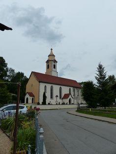 Niedersonthofen, Bayern, Church