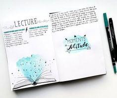 """J'ai aimé faire mes """"Moments de solitude"""" Ces moments où tu te demandes pourquoi ? Et que tu finis par en rire #février #february #list #collection #booktoread #livrealire #watercolor #aquarelle #bulletjournal #bujo #bulletjournaling #bulletjournaljunkies #frenchbujo #bujojunkies #planner #planneraddict #frenchbulletjournal #showmeyourplanner #bulletjournalcollection #bujoart"""