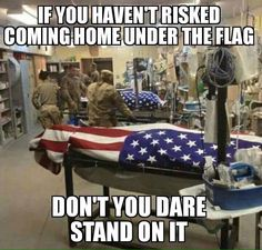 YES YES YES. All you total tarts who think it's ok to burn or damage our beautiful flag, GET THE HELL OUT OF MY COUNTRY!!!!