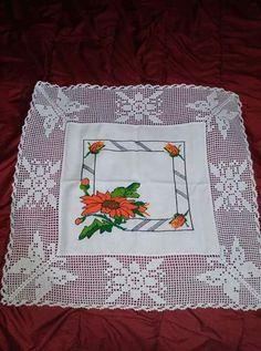 Crochet Borders, Filet Crochet, Crochet Doilies, Crochet Patterns, Cross Stitching, Diy Crafts, Quilts, Embroidery, Blanket