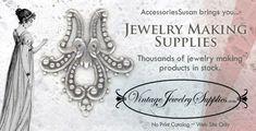 jewelry making supplies | jewelry-making-supplies-swarovski-crystals-ornate-brass-filigrees ...