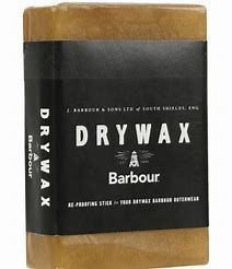 If required, Drywax garments can be re-waxed with a Barbour Drywax Bar rather than sending the product back for re-waxing, making it perfect for the modern customer. Re-waxing is very straightforward you only need to purchase one dry wax bar to follow our 'how to' guide. With regular re-waxing your jacket will last for a very long time and often becomes part of the family, passed down from generation to generation.