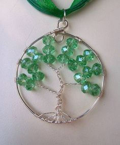 okiedokie, so i guess the tree of life pendant is my newest love. this one is by angelofthelastday on craftster.org