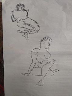 4th class, drawn under legs, 2 mins