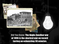 Shortest War in History