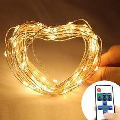 [ 24% OFF ] 10M 33Ft Water[Proof 100 Led Christmas Copper Starry Fairy Lights String Garland Lighting+Dc Power Supply+Rf Remote Controller