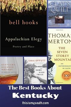 The Best Books About Kentucky - This Is My South The Seven Storey Mountain, Floyd Collins, Calumet Farm, Good Books, Books To Read, Fiction Novels, Book Lists, Reading Lists, History Books