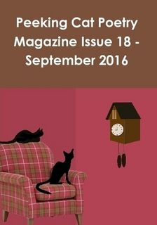 """The September 2016 Issue of Peeking Cat Poetry Magazine was just released, with pieces both by me and by a couple of good friends of mine. You can find my poem,""""Our Room In Brooklyn,""""…"""