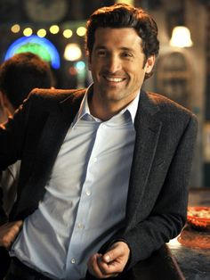 Maine: Patrick Dempsey Before he was the sexy surgeon with the perfect hair on Grey's Anatomy, 46-year-old Patrick Dempsey was just a normal guy from Lewiston, Maine. The actor (who has three kids with wife Jillian Fink) got his big break in the '80s hit Can't Buy Me Love -- but even then, he was just a little too cute to be playing the nerd. Hey, they don't call him McDreamy for nothing!