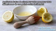 jus citron impuretes