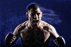 Caín Velasquez Luchador de la UFC. FOTO/JOEL ZAMORA