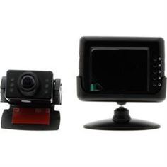 CMOS-kit for bil, ryggekamera og TFT-skjerm, trådløs Kit, Camera